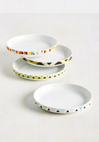 Appeals to My Palette Dish Set