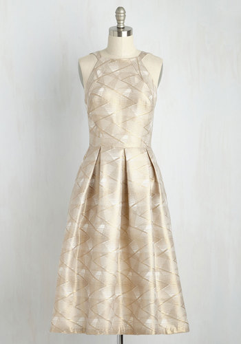 Gild With Joy Dress $229.99 AT vintagedancer.com