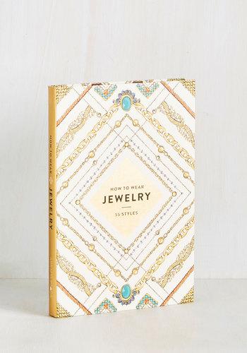How to Wear Jewelry   Mod Retro Vintage Books