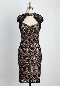 Striking Rich Dress