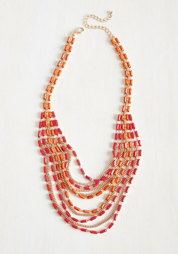Layer It on the Line Necklace