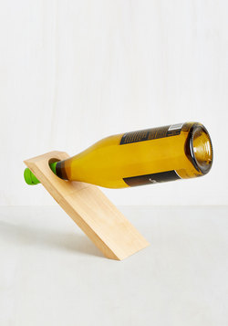 In Wood Company Wine Bottle Holder