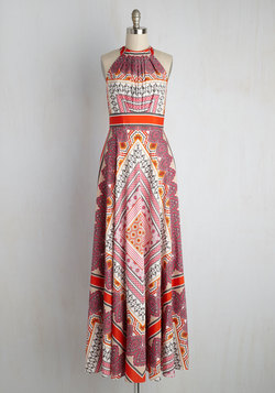 Bring to Bright Maxi Dress