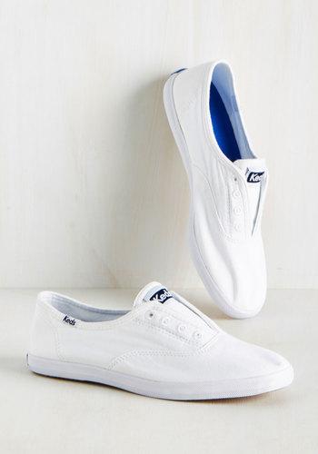 Paint It Fun Sneaker in White