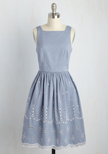 Seine It All Before Dress $84.99 AT vintagedancer.com
