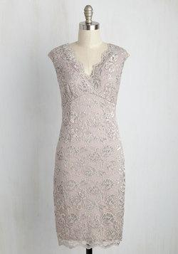 Opulent Observer Dress