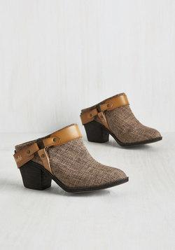 A Mule's Errand Heel