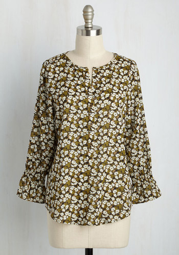 BYO-Bliss Floral Top