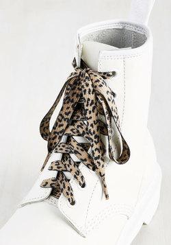 Shoreditch Effort Shoelaces in Wild