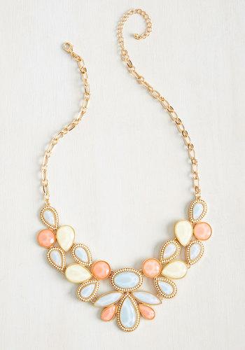 Shine-Tuned Necklace in Multi