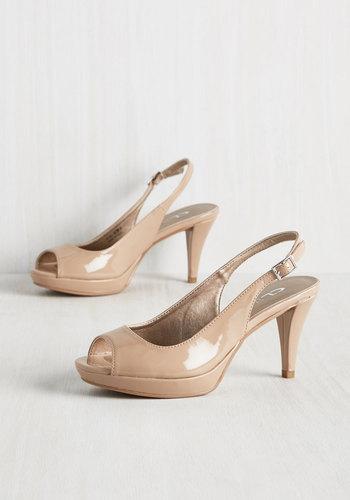 Put Up or Strut Up Heel in Tan $49.99 AT vintagedancer.com