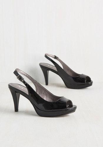Put Up or Strut Up Heel in Black $49.99 AT vintagedancer.com