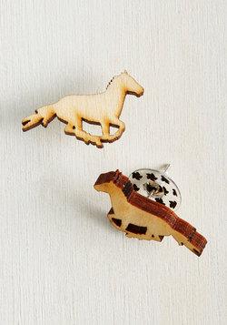 Fly, You Foals Earrings