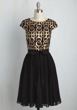 The Bold Standard Dress
