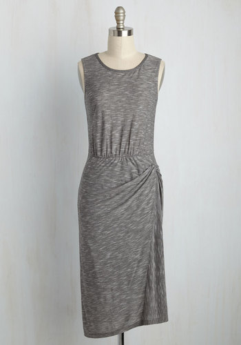 Knit on the Town Dress