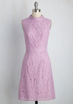 Sweetheart of the Matter Lace Dress