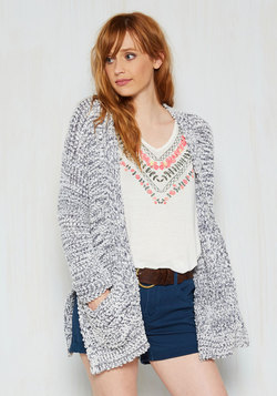 Chenille the Deal Cardigan