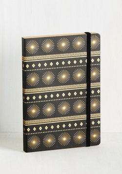 Gilded Conscience Notebook