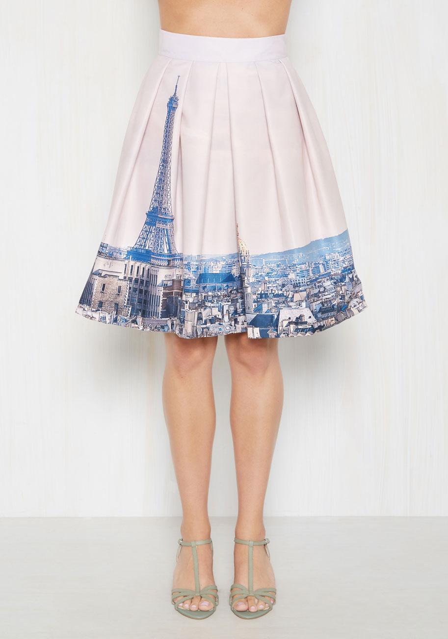 Fair is Worlds Fair Skirt $69.99 AT vintagedancer.com