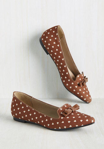 Crushin Around Loafer in Cocoa $44.99 AT vintagedancer.com
