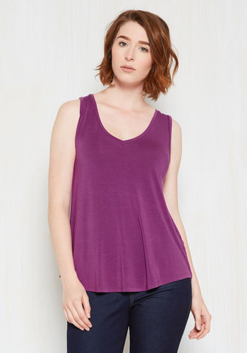 Endless Possibilities Top in Violet