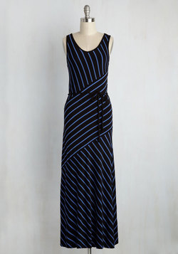 Global Profile Maxi Dress