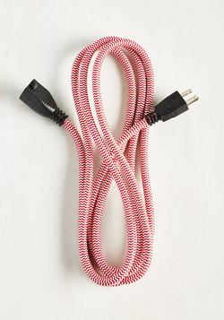 More Power Through You Extension Cord