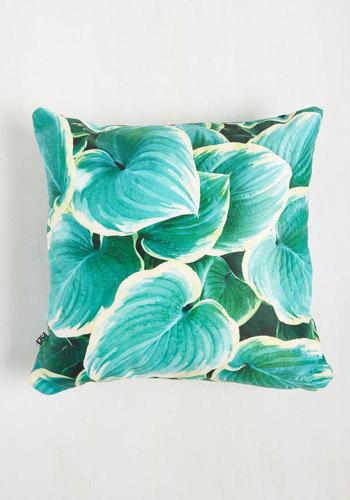 Got the Hosta for You Pillow