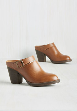 Mule Intentions Heel