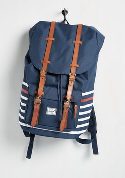 Expedition Mission Backpack in Americana