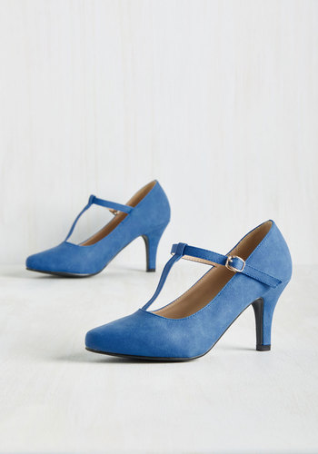 1940sStyleShoes Reveal Your Forces Heel in Sky $54.99 AT vintagedancer.com
