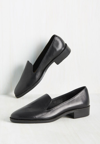 Campus Crawler Leather Loafer