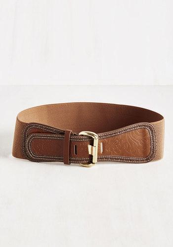 Vintage Retro Belts Waist No Time Belt $19.99 AT vintagedancer.com
