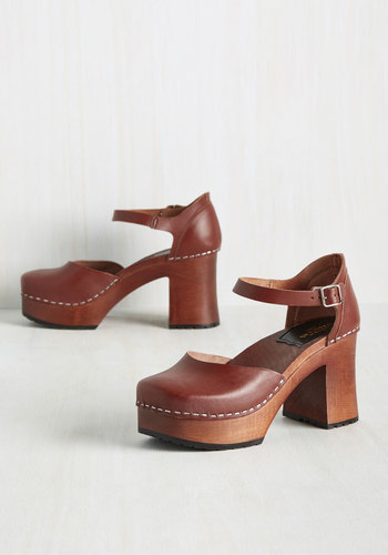 Pick and Shoes Heel