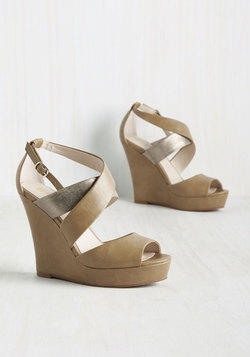 See in a New Height Wedge