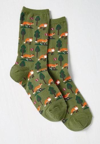 Worth Wandering Socks