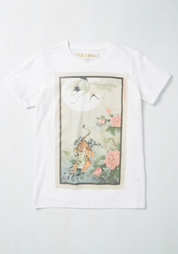 Graphic Electricity Graphic Tee