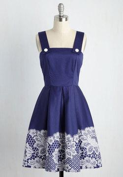 Jumper Fables A-Line Dress