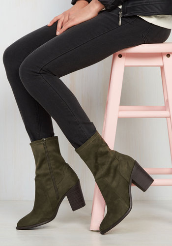 Strength in Your Strut Boots