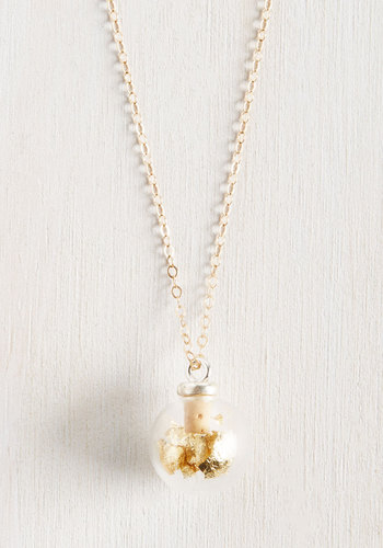 Clinch the Zeal Necklace