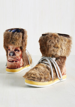 Made for Wook-ing Boot