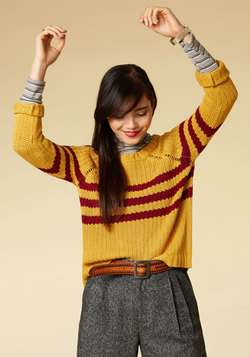Mind Over Alma Mater Sweater