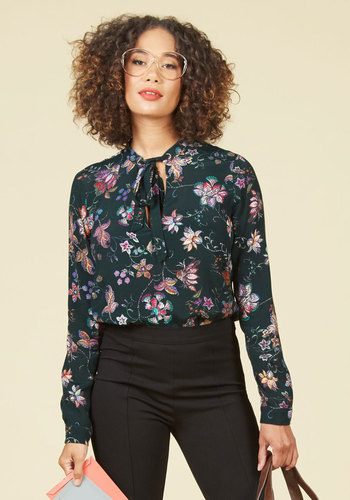 Candle Creation Floral Top