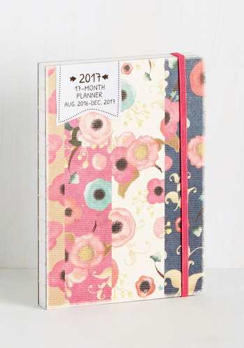 Make Bloom in Your Day 2016-2017 Planner