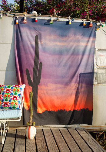 Sonoran, Noon, and Night Tapestry