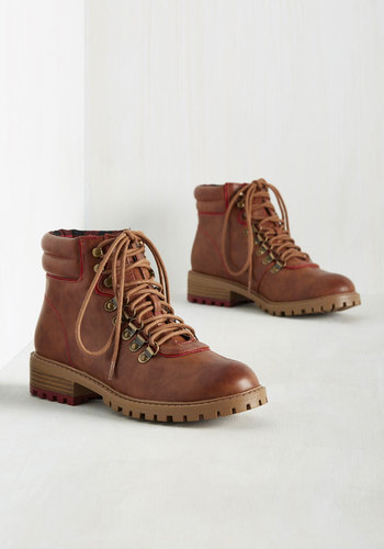 This Will Be In Tents! Boots