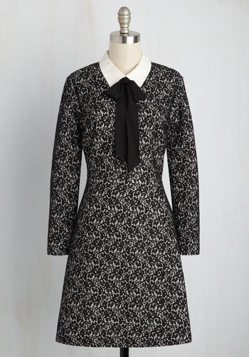 Upscale of One to Ten Dress $149.99 AT vintagedancer.com