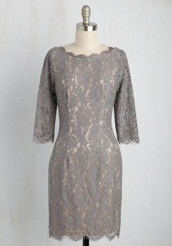 Lace Database Dress