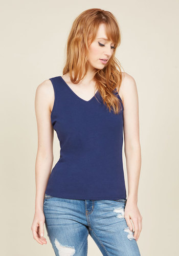 Relevant Elements Camisole in Navy