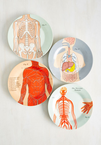 You Get the Biologist Plate Set